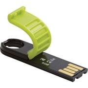 Verbatim Store 'n' Go Micro USB Drive Plus USB 2.0 USB Flash Drive, 8GB, Green