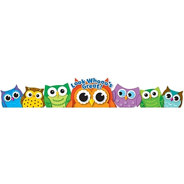 Carson-Dellosa Colorful Owls Crown