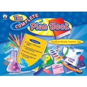 Carson-Dellosa The Complete Plan Book