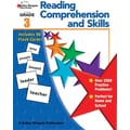 Carson-Dellosa 104305 Grade 3 Reading Comprehension and Skills Workbook