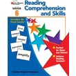 Kelley Wingate Reading Comprehension and Skills Workbook, Grade 6