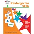 Kelley Wingate Kindergarten Skills Workbook