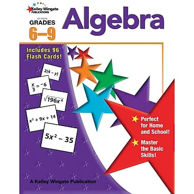 Kelley Wingate Algebra Workbook
