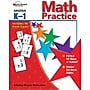 Kelley Wingate Math Practice Workbook, Grades K -