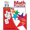Kelley Wingate Math Practice Workbook, Grades 3 - 4