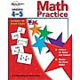 Kelley Wingate Math Practice Workbook, Grades 4 -