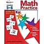 Kelley Wingate Math Practice Workbook, Grades 5 -