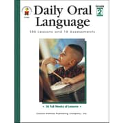 Carson-Dellosa Daily Oral Language Resource Book, Grade 2