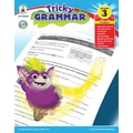 Carson-Dellosa Tricky Grammar Resource Book, Grade 3