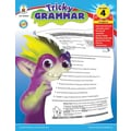 Carson-Dellosa Tricky Grammar Resource Book, Grade 4