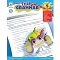 Carson-Dellosa Tricky Grammar Resource Book, Grade 5