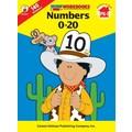 Carson-Dellosa Numbers 0 - 20 Workbook