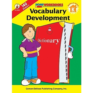 Carson-Dellosa Vocabulary Development Workbook