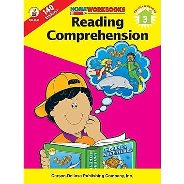 Carson-Dellosa Reading Comprehension Workbook, Grade 3