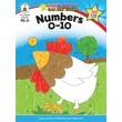 Carson-Dellosa Numbers 0-10 Resource Book