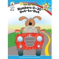 Carson-Dellosa Numbers 0-30: Dot-to-Dot Resource Book