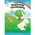 Carson-Dellosa Beginning Vocabulary Resource Book, Grade K