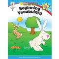 Carson-Dellosa Beginning Vocabulary Resource Book, Grade K