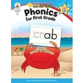 Carson-Dellosa Phonics for First Grade Resource Book