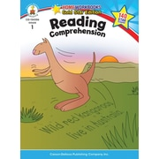 Carson-Dellosa Reading Comprehension Resource Book, Grade 1