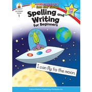 Carson-Dellosa Spelling and Writing for Beginners Resource Book