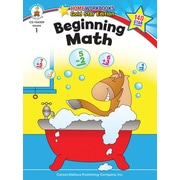 Carson-Dellosa Beginning Math Resource Book, Grade 1