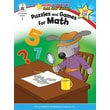 Carson-Dellosa Puzzles and Games for Math Resource Book, Grade 1