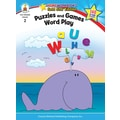 Carson-Dellosa Puzzles and Games: Word Play Resource Book, Grade 2