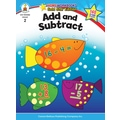 Carson-Dellosa Add and Subtract Resource Book, Grade 2