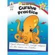 Carson-Dellosa Cursive Practice Resource Book
