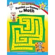 Carson-Dellosa Puzzles and Games for Math Resource Book, Grade 3