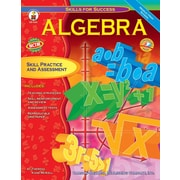 Carson-Dellosa Algebra Resource Book, Middle/High School