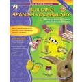 Carson-Dellosa Building Spanish Vocabulary Resource Book