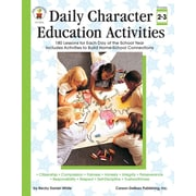 Carson-Dellosa Daily Character Education Activities Resource Book, Grades 2 - 3