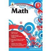 Carson-Dellosa Math Resource Book, Grade 4