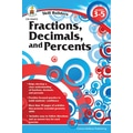 Carson-Dellosa Fractions, Decimals, and Percents Resource Book