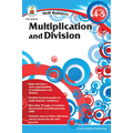 Carson-Dellosa Multiplication and Division Resource Book