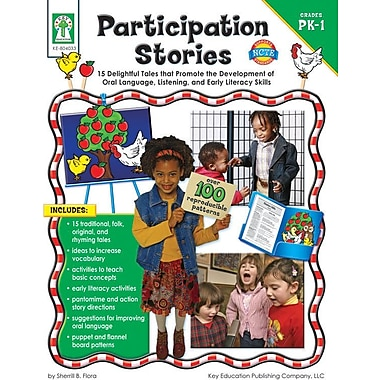 Key Education Participation Stories Resource Book