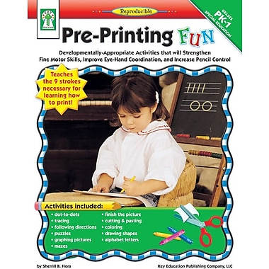 Key Education Pre-Printing FUN Resource Book