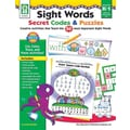 Key Education Sight Words Secret Codes & Puzzles Resource Book