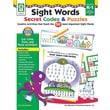 Key Education Sight Words Secret Codes & Puzzles Resource Book