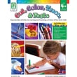 Key Education Cut, Color, Trace, & Paste Resource Book