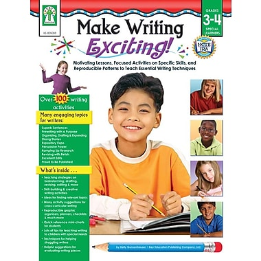 Key Education Make Writing Exciting Resource Book