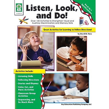 Key Education Listen, Look, and Do! Resource Book