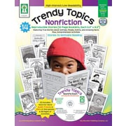 Key Education Trendy Topics: Nonfiction Resource Book