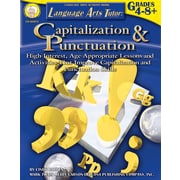 Mark Twain Language Arts Tutor: Capitalization and Punctuation Resource Book