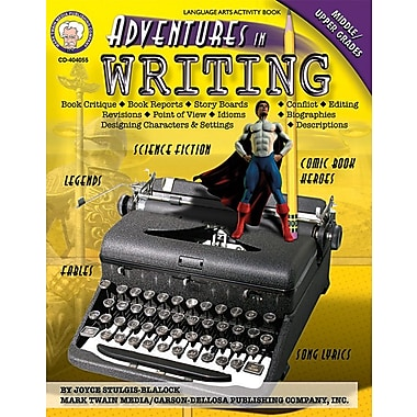 Mark Twain Adventures in Writing Resource Book