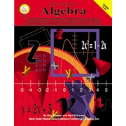 Mark Twain Algebra Workbook