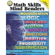 Mark Twain Math Skills Mind Benders Resource Book