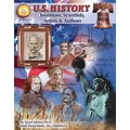 Mark Twain U.S. History Resource Book, Inventors, Scientists, Authors, Grades 6+